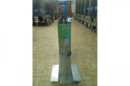 Chariot à bouteille de gaz