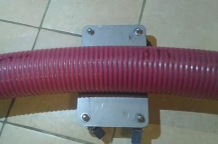 Support à roulettes pour tuyaux