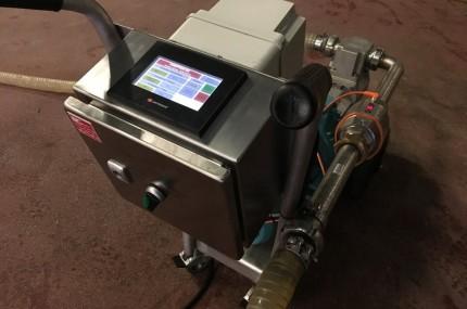 Compteur débitmètre programmable